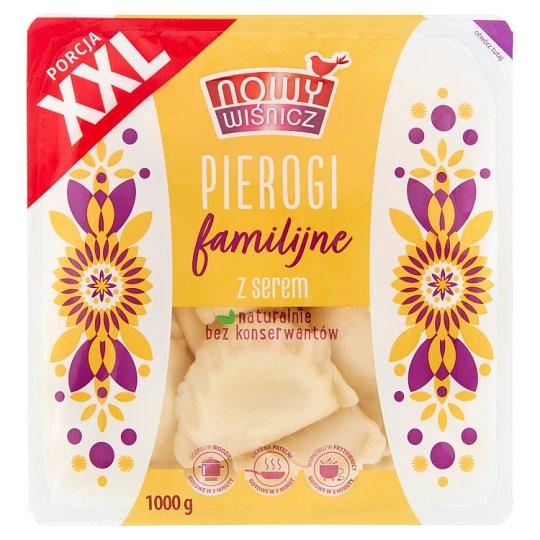 Nowy Wiśnicz Pierogi familijne z serem