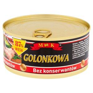 Mk Konserwa Golonkowa
