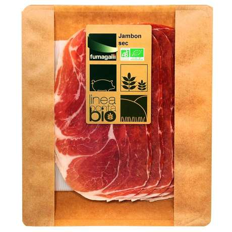 Fumagilli - Jambon sec Prosciutto crudo szynka dojrzewająca Bio