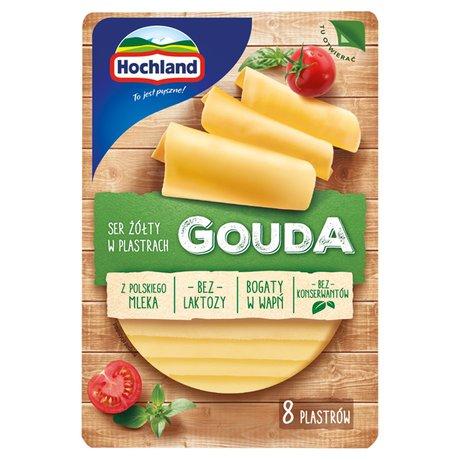 Hochland - Gouda ser bez laktozy