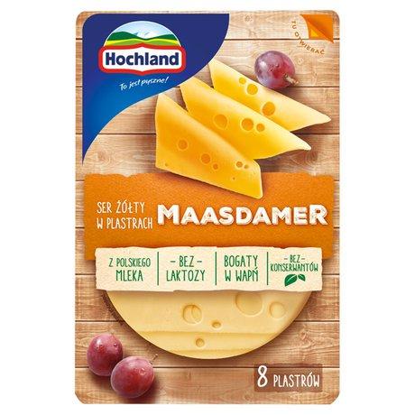 Hochland - Maasdamer ser bez laktozy
