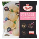 JAWO Pierogi z truskawką mrożone