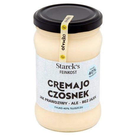 Starck's - majonez Czosnkowy Cremajo 40% wegański