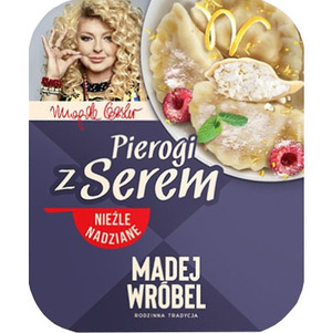 Madej Wróbel Pierogi Z Serem