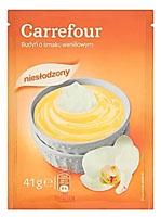 Carrefour Budyń o smaku waniliowym