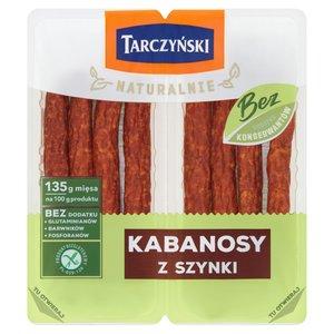 Tarczyński Naturalnie Kabanosy Z Szynki