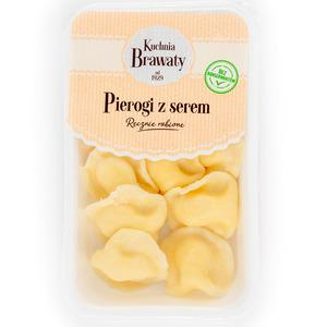 Kuchnia Brawaty Pierogi Z Serem