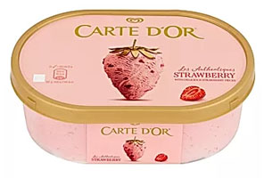 Carte D'Or Les Authentiques Strawberry Lody