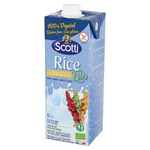 Riso Scotti Ekologiczny Napój Ryżowy Z Komosą Ryżową