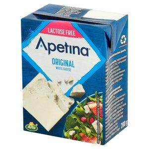 Arla Apetina Ser Biały Do Sałatek Bez Laktozy