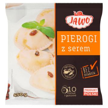 JAWO Pierogi domowe z serem mrożone