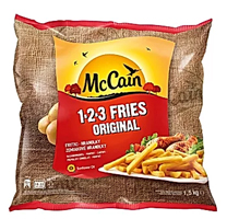 McCain 1.2.3 Fries Original Frytki proste