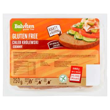 BALVITEN Supreme Chleb królewski ciemny bezglutenowy