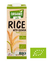 SANTE ORGANIC Napój ryżowy z komosą BIO