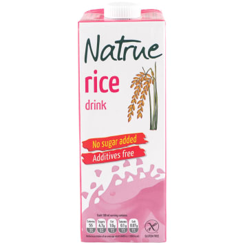 NATRUE Napój ryżowy