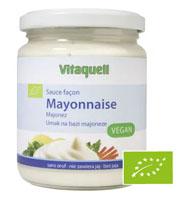 VITAQUELL Majonez wegański BIO