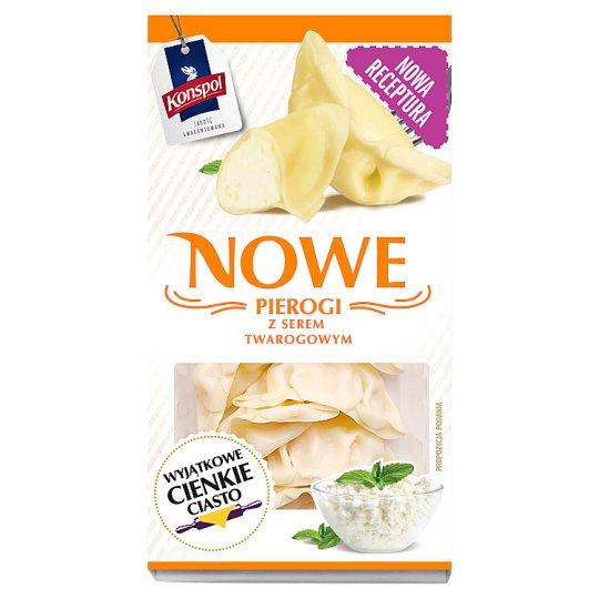 Konspol Nowe Pierogi z serem twarogowym