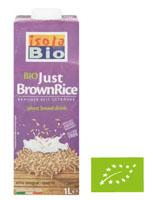 ISOLA BIO Napój z ryżu brązowego bezglutenowy BIO