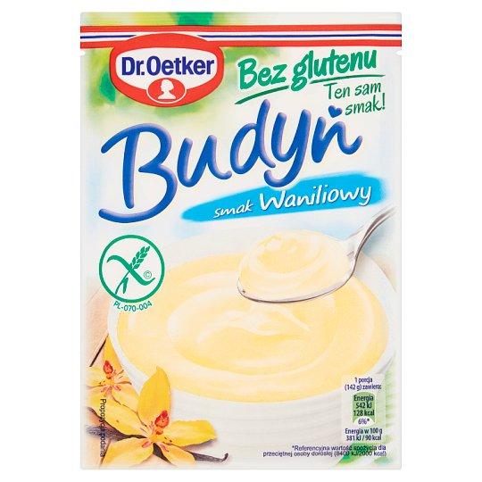 Dr. Oetker Budyń bez glutenu smak waniliowy