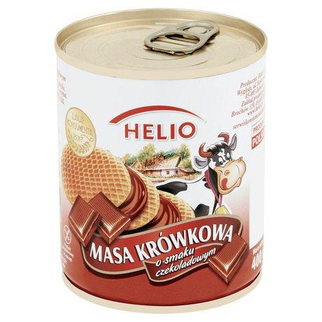 Helio - Masa krówkowa o smaku czekoladowym