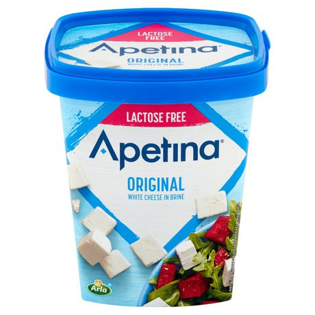 Arla - Apetina ser sałatkowy w kostkach bez laktozy