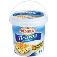 Président Twaróg sernikowy