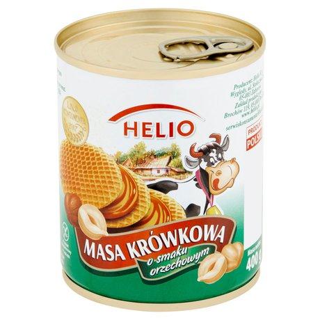Helio - Masa krówkowa o smaku orzechowym