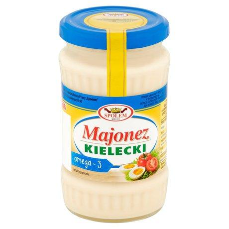 Społem Kielce - majonez Kielecki Omega 3