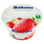 Bakoma Premium Mild Jogurt Z Truskawkami