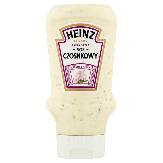 Heinz Greek Style Sos czosnkowy