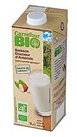 Carrefour Bio Ekologiczny napój migdałowy