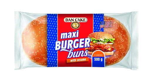 Dan Cake Maxi Burger