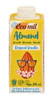 ECOMIL napój migdałowy o smaku waniliowym BIO