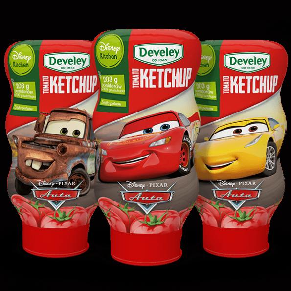 Disney Tomato Ketchup (Cars)
