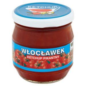 Włocławek - Ketchup pikantny