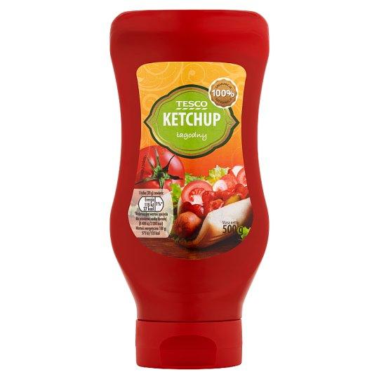 Tesco Ketchup łagodny