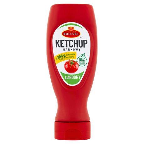 Firma Roleski - Ketchup łagodny