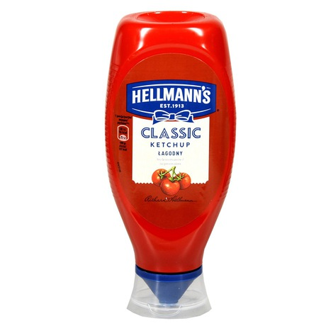 Hellmann's - Ketchup łagodny