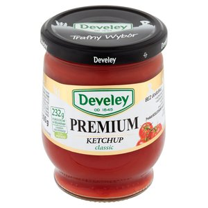 Develey Ketchup Premium Classic