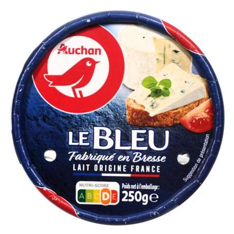 Auchan - Blue ser pleśniowy