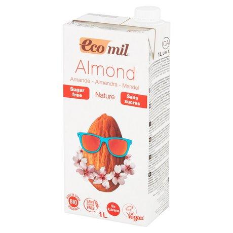 Ecomil - Napój migdałowy niesłodzony