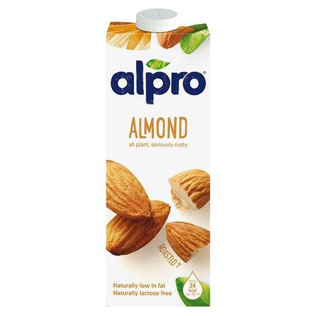 Alpro - Napój migdałowy z wapniem i witaminami