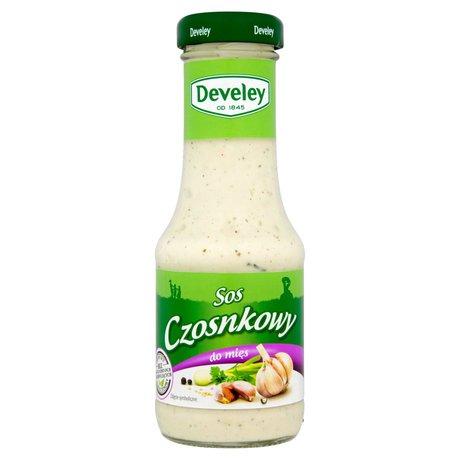 Develey - Sos czosnkowy do mięsa