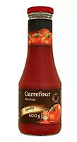 Carrefour Ketchup łagodny