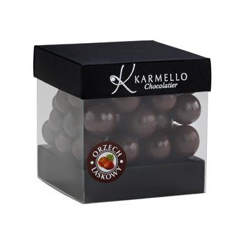Karmello, orzechy laskowe w ciemnej czekoladzie