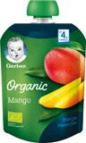 NESTLÉ GERBER ORGANIC deserek, mango