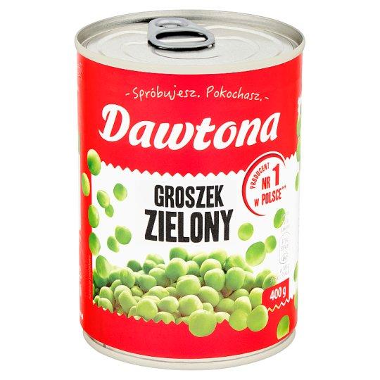 Dawtona Groszek zielony