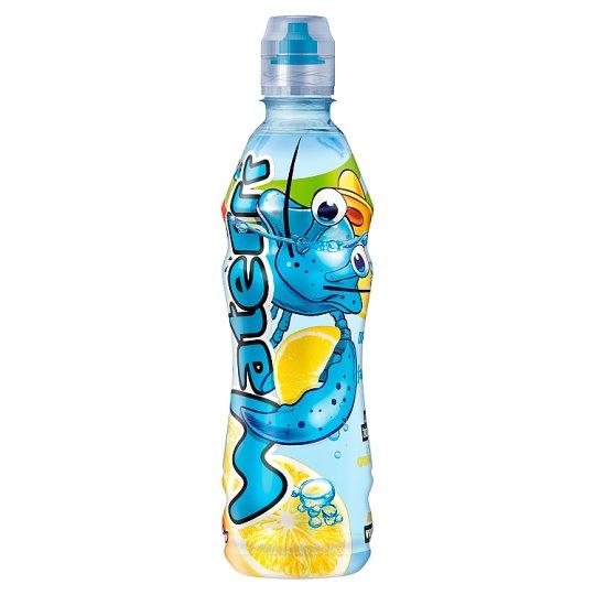 Kubuś Waterrr Napój o smaku cytryny