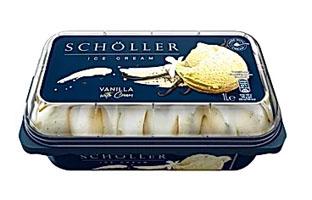 Schöller Lody waniliowe