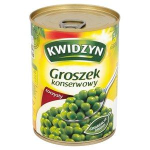 Kwidzyn Groszek Konserwowy
